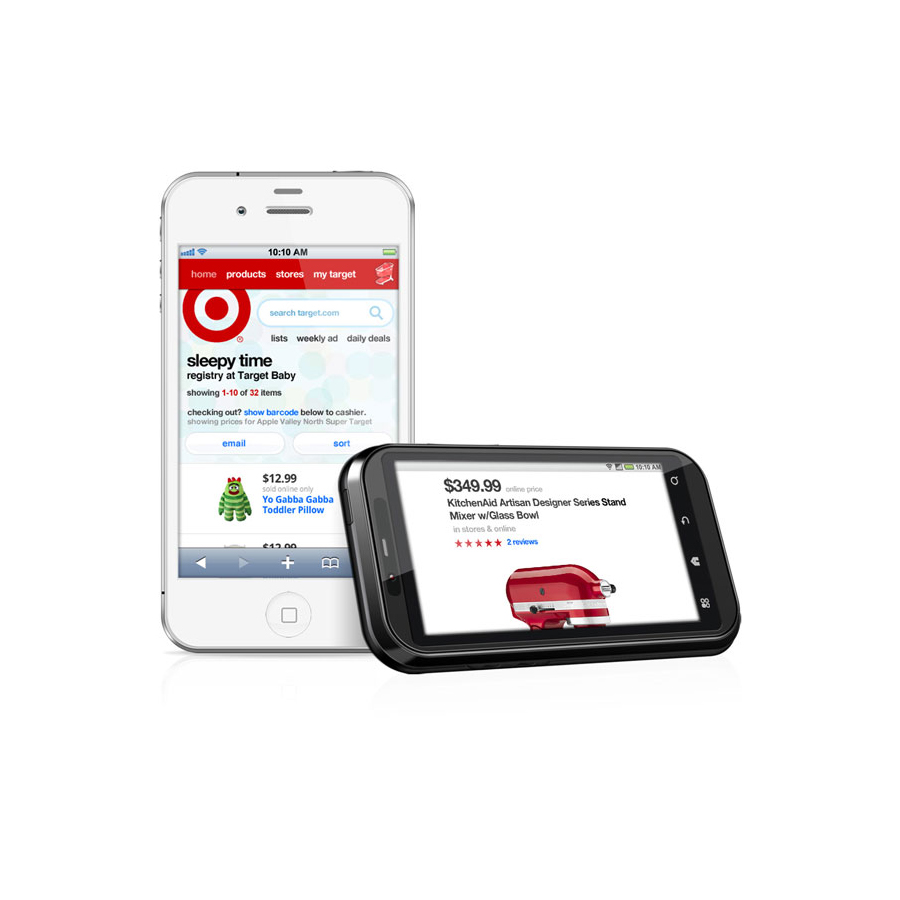 Zach Self | Target Mobile Web
