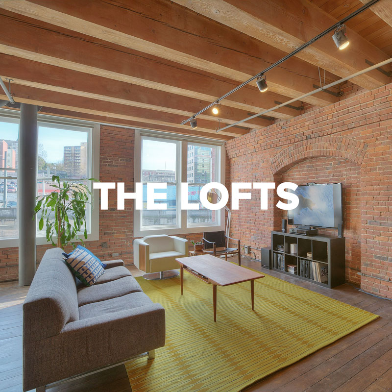Zach Self | The Lofts Renovation